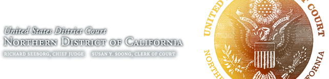 United States District Court, Northern District of California